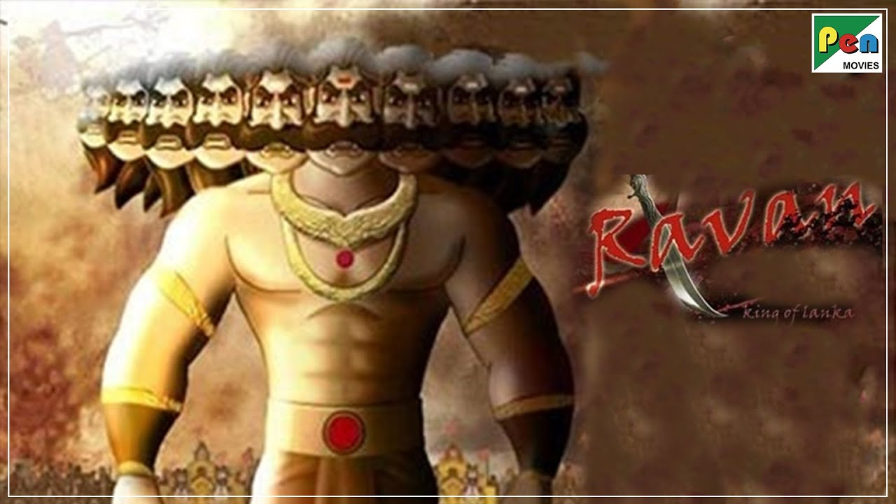 Ravan – King Of Lanka Animated Movie With English Subtitles | HD 1080p | Animated Movie In Hindi