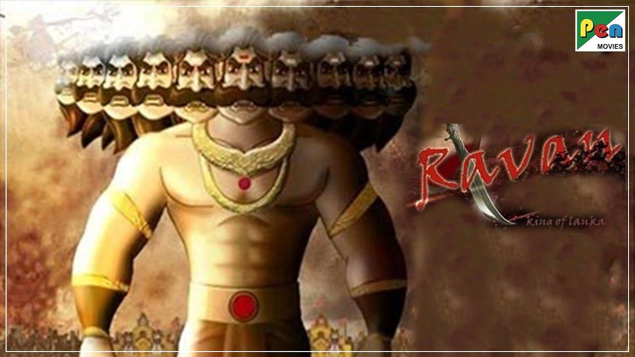 Ravan – King Of Lanka Animated Movie With English Subtitles | HD 1080p | Animated Movie In Hindi