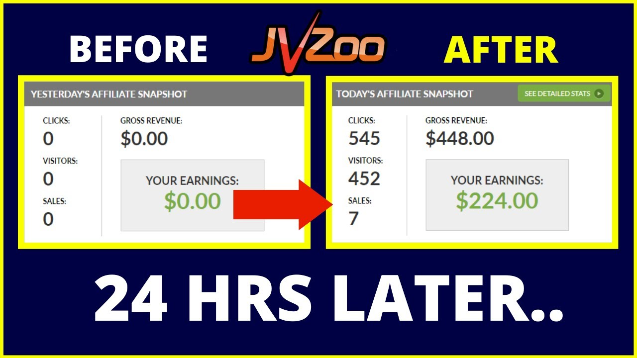 How to Make Money with JvZoo | Affiliate Marketing Tutorial