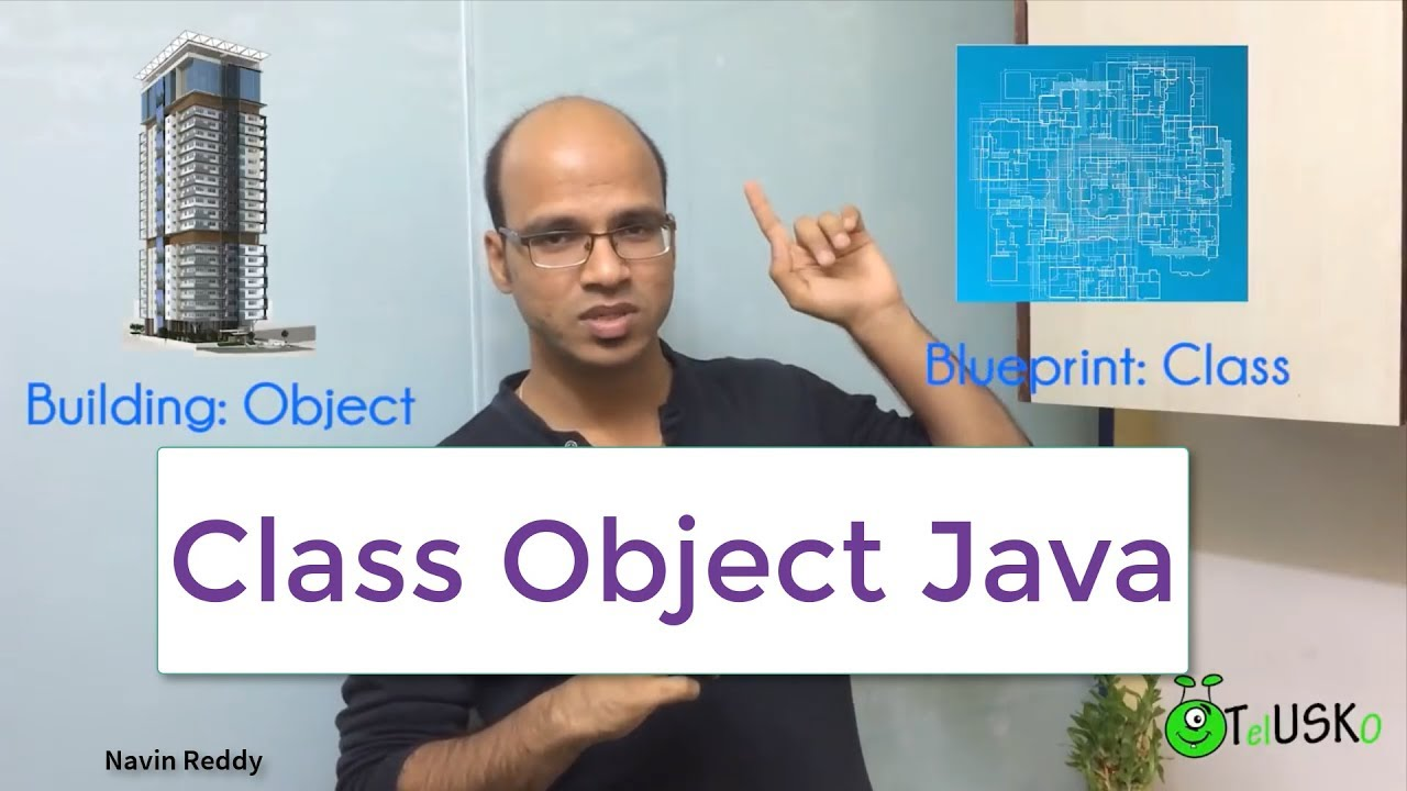 #4.1 Java Tutorial | Class and Object