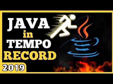Java TUTORIAL ITA – Imparalo SUBITO in questo corso RAPIDO per principianti in ITALIANO ! [2019]
