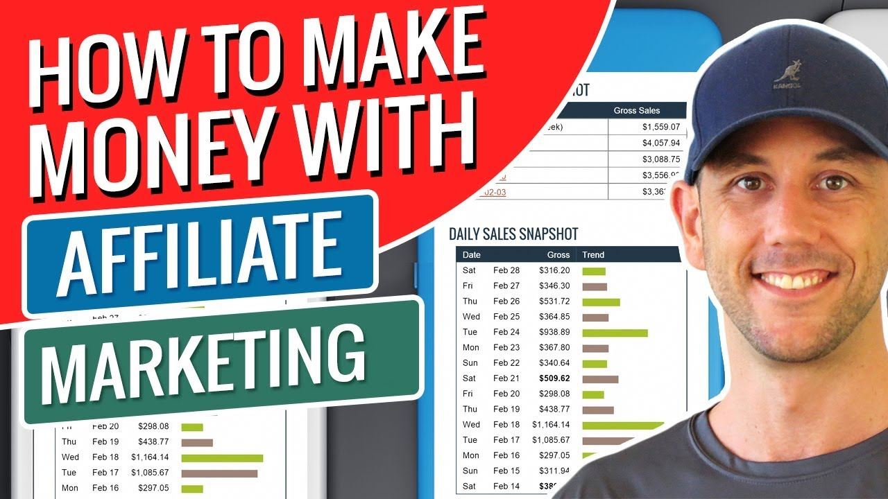 How To Make Money With Affiliate Marketing – Free Course For Beginner Affiliate Marketers