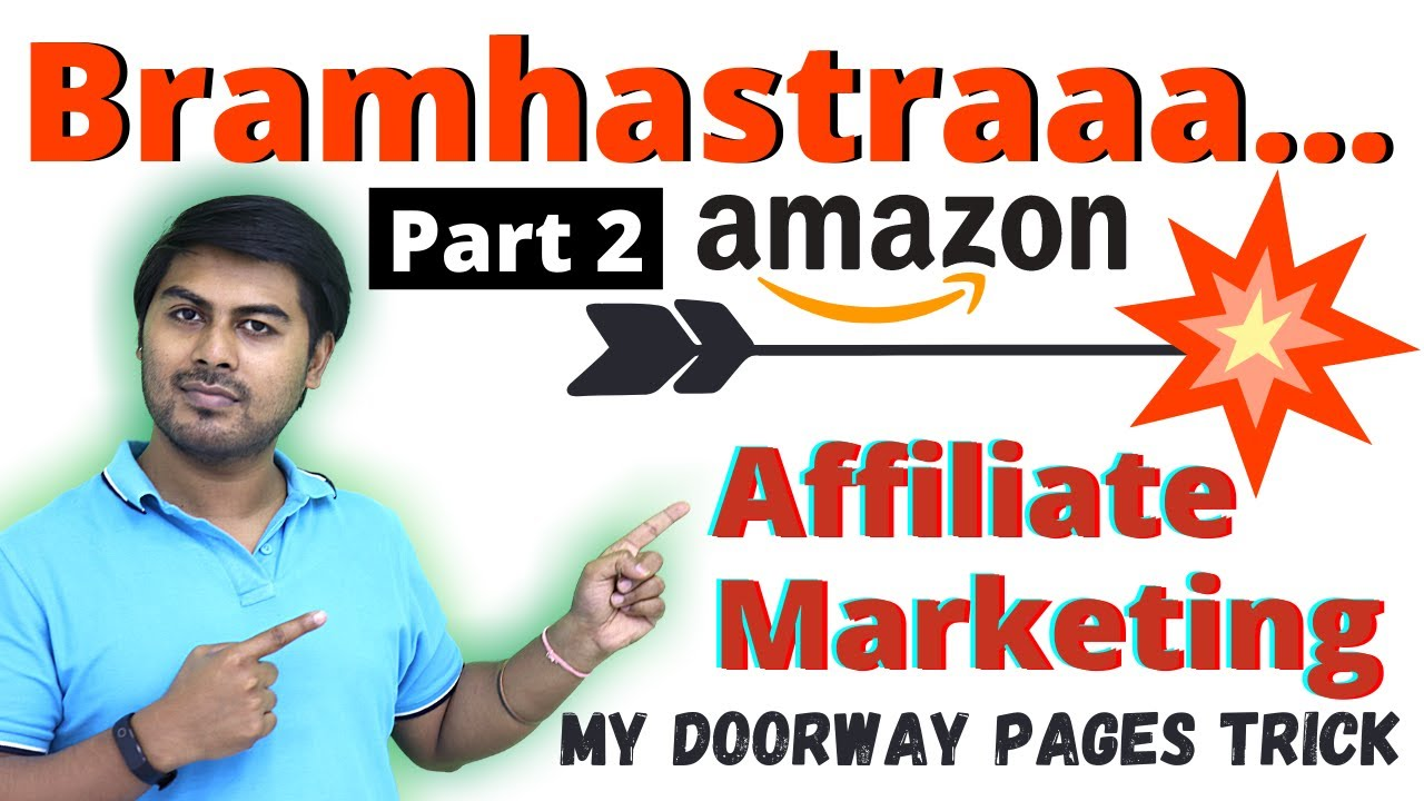 Affiliate Marketing – Amazon Affiliate marketing tutorial for beginners 2020 (step by step)