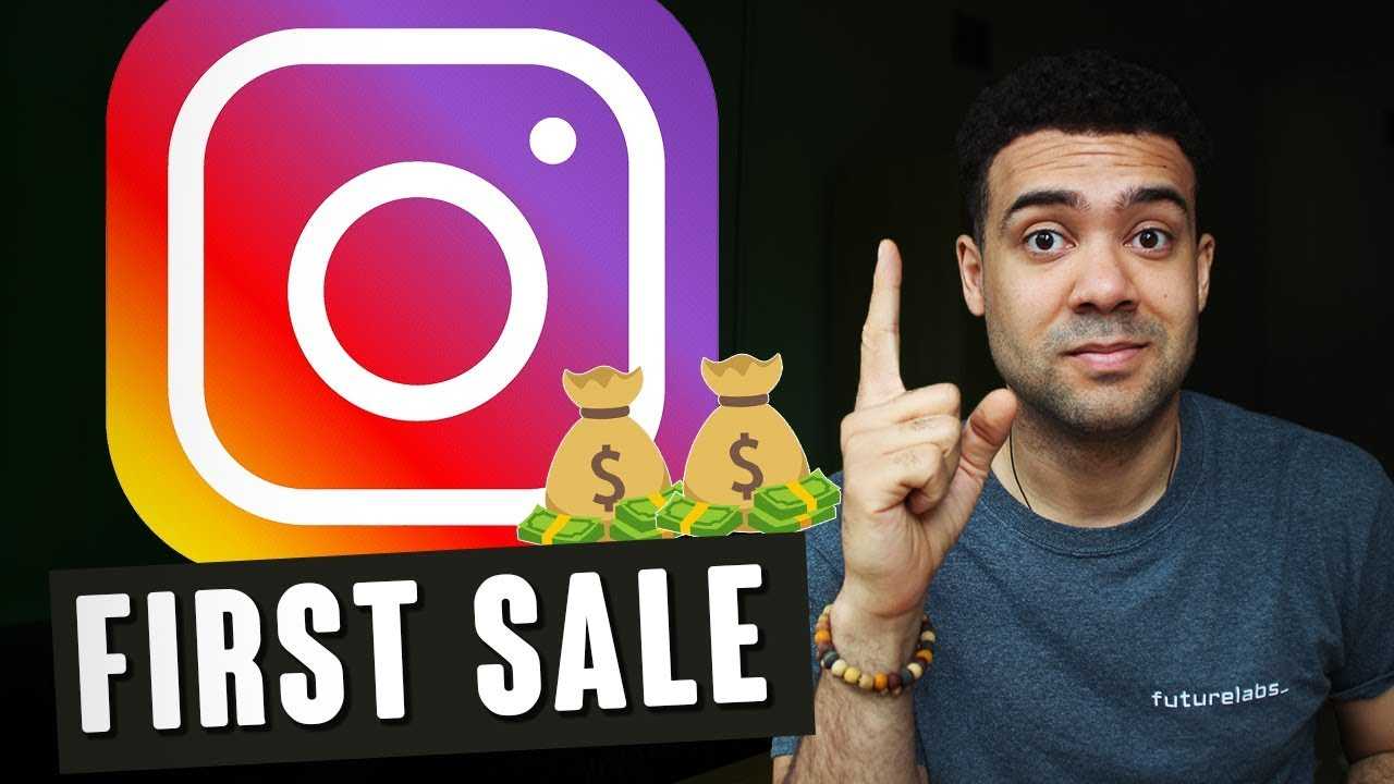Instagram Affiliate Marketing 2020: Get Your First Sale (tutorial)