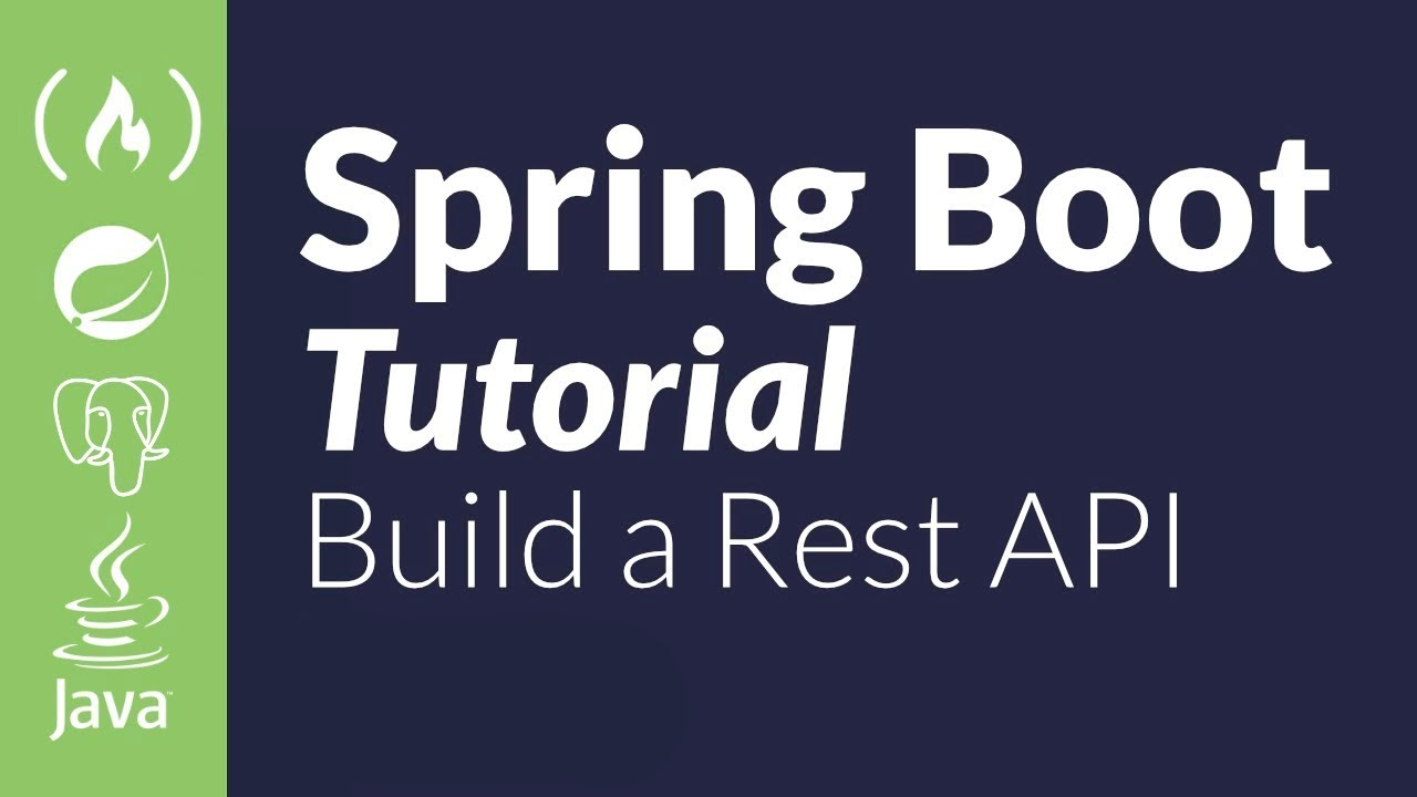 Spring Boot Java Tutorial – REST API using PostgreSQL and JWT