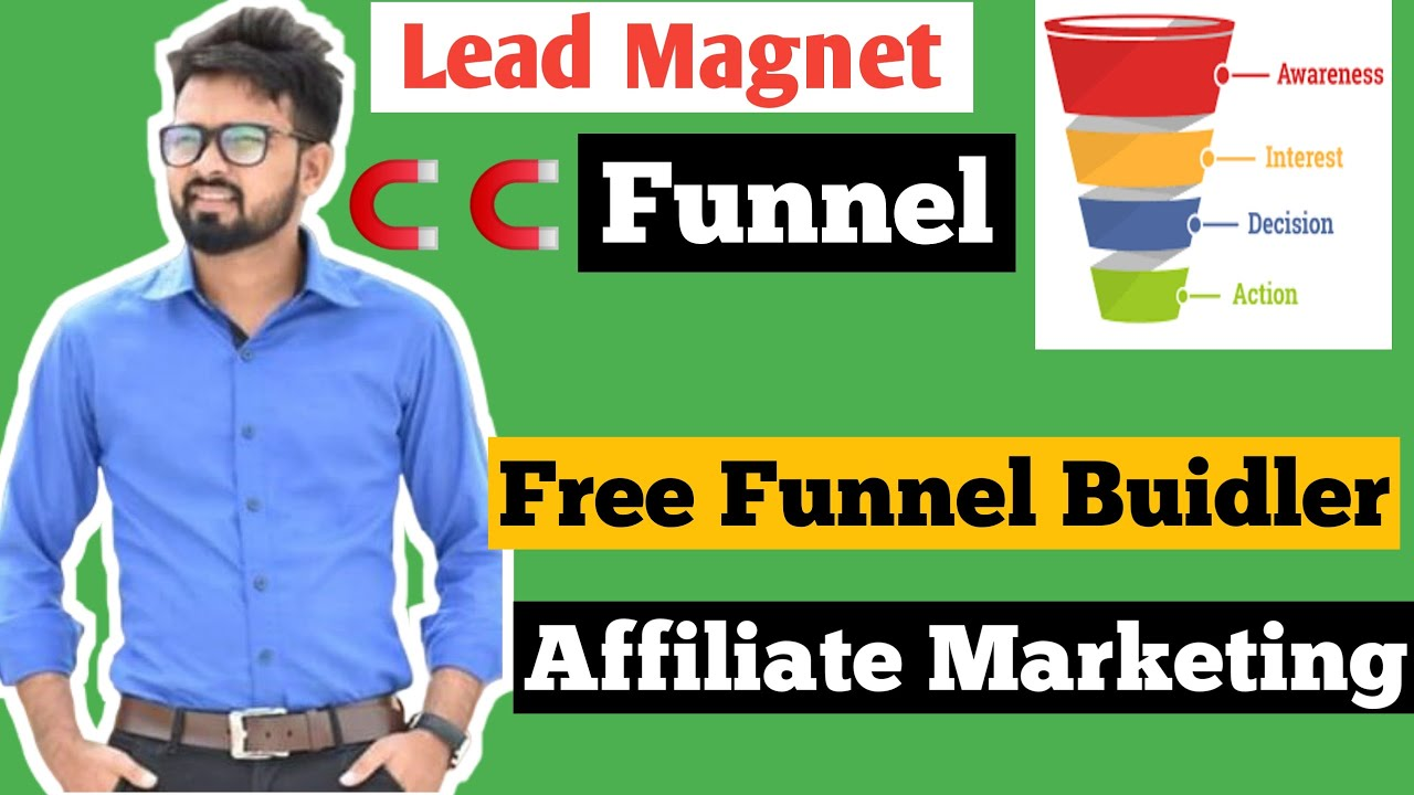 How To Create Affiliate Marketing Funnel For Free | Email Marketing Tutorial in Hindi 2020