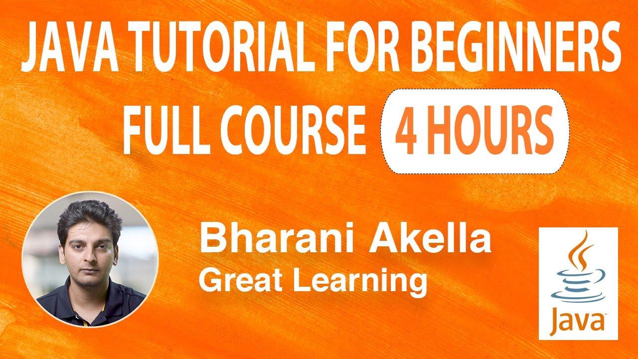 Java Tutorial for Beginners | Java Tutorial | Java Programming | Core Java Tutorial | Learn Java