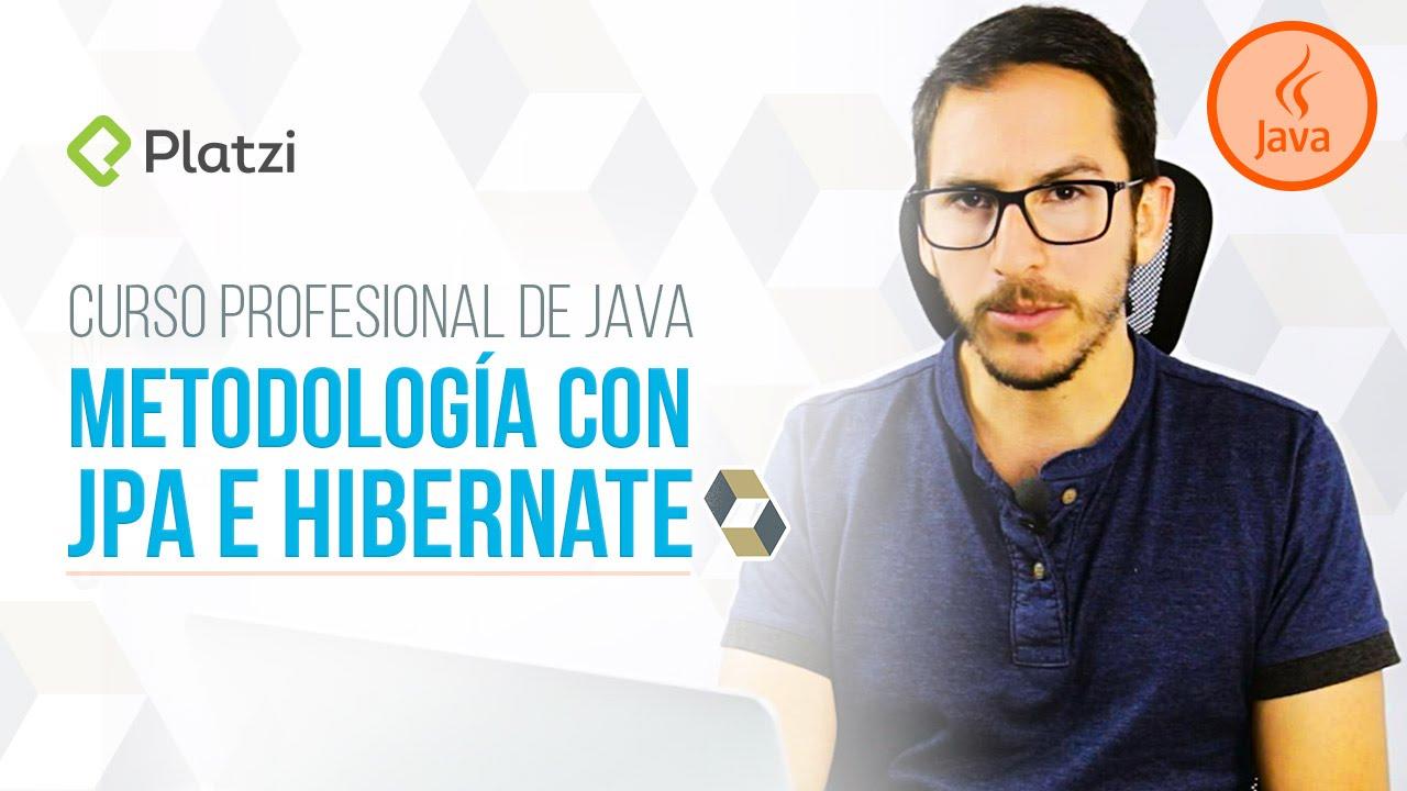 Tutorial de Java y persistencia con JPA y Hibernate