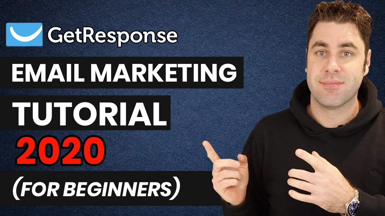 Email Marketing Tutorial Step by Step For Beginners: GetResponse Review 2020