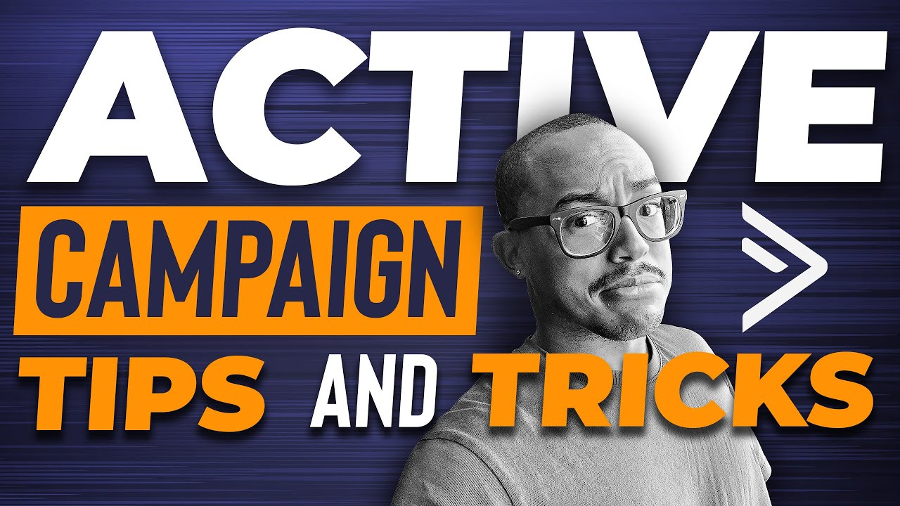 ActiveCampaign Tips and Tricks [2019] – (ActiveCampaign Tutorial For Affiliate Marketing)