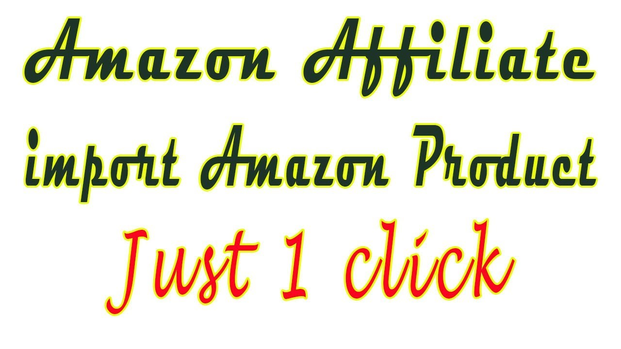Woozone Amazon Affiliate Tutorial | Amazon Affiliate eCommerce Website Without API Key