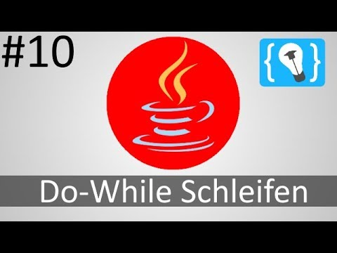Java Tutorial Deutsch (German) [10/24] – Do-While Schleife