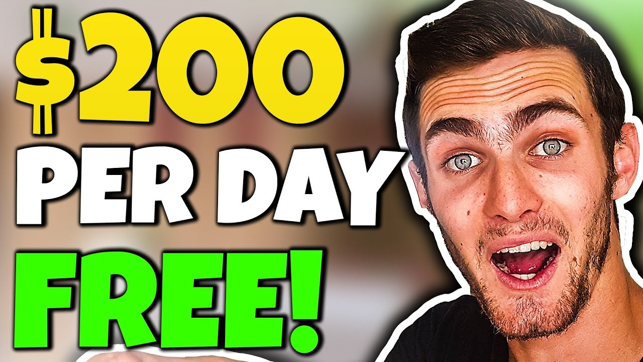 Make $200 Per Day For FREE (Best Affiliate Marketing Tutorial Of 2020)