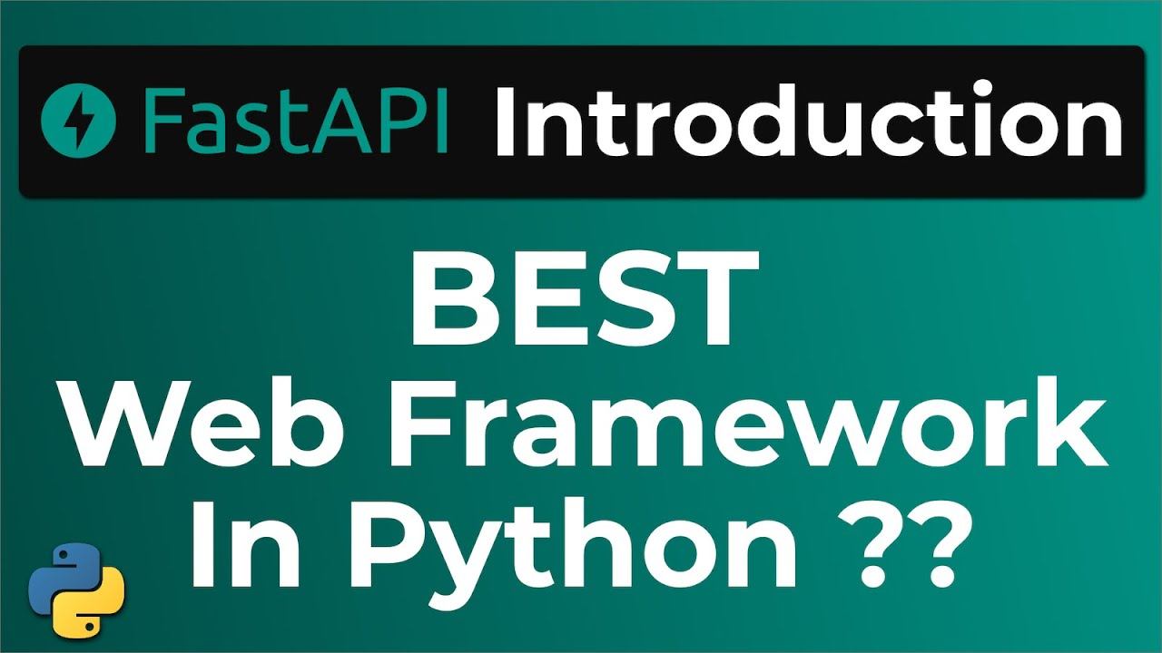 FastAPI Introduction – Build Your First Web App – Python Tutorial