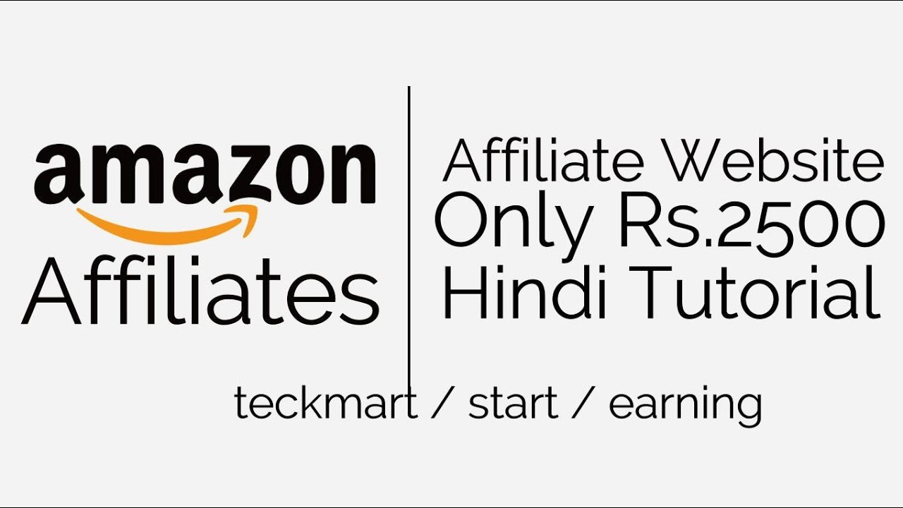 Build Amazon Affiliate Website Under Rs 2500 Hindi Tutorial 2020 PART 1