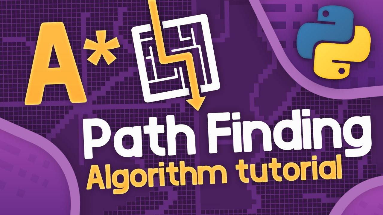 A* Pathfinding Visualization Tutorial – Python A* Path Finding Tutorial