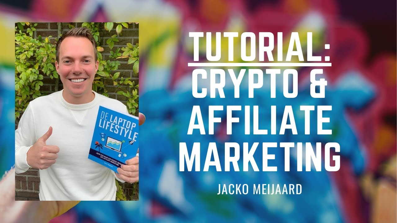 TUTORIAL: Geld verdienen met affiliate marketing en crypto!