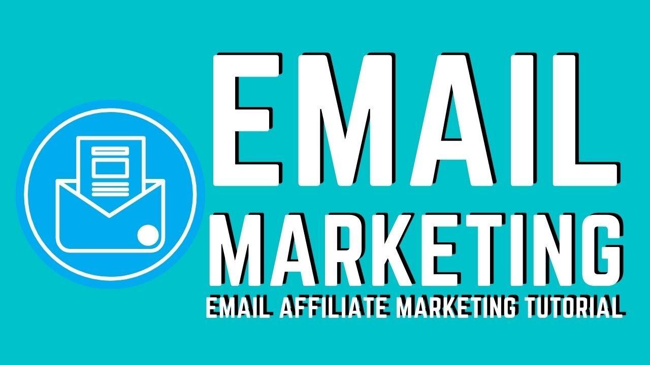 Email Marketing Tutorial Affiliate Marketing PROFITABLY! 2021