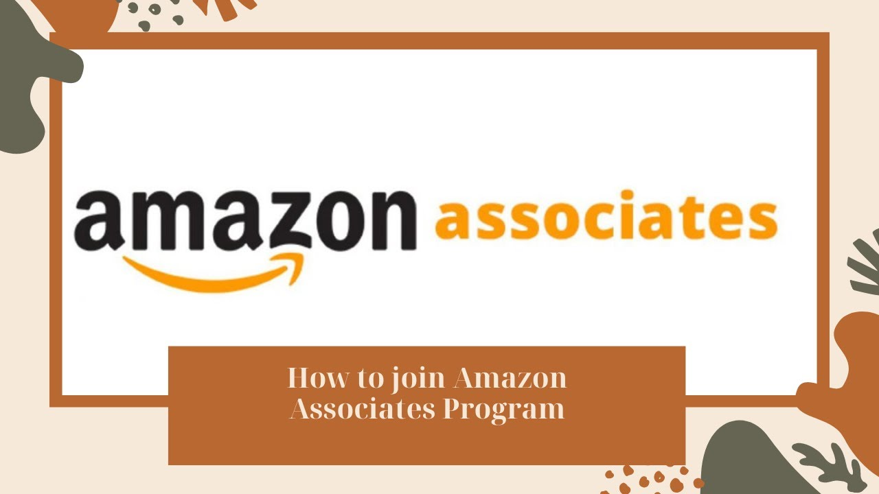 How To Create Amazon Affiliate Account 2020 | Step-By-Step Tutorial