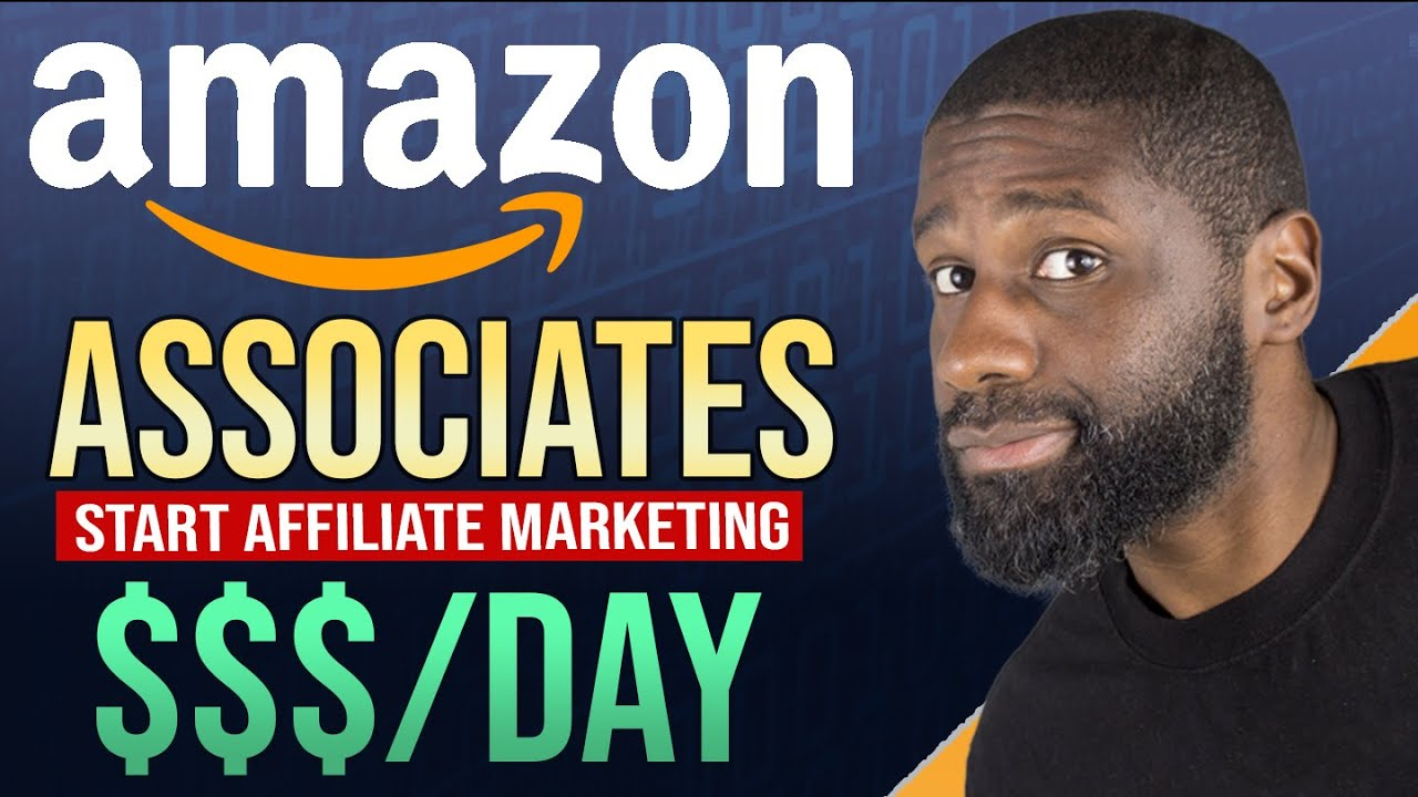 How to create Amazon associates account 2021 |  Amazon associates tutorial