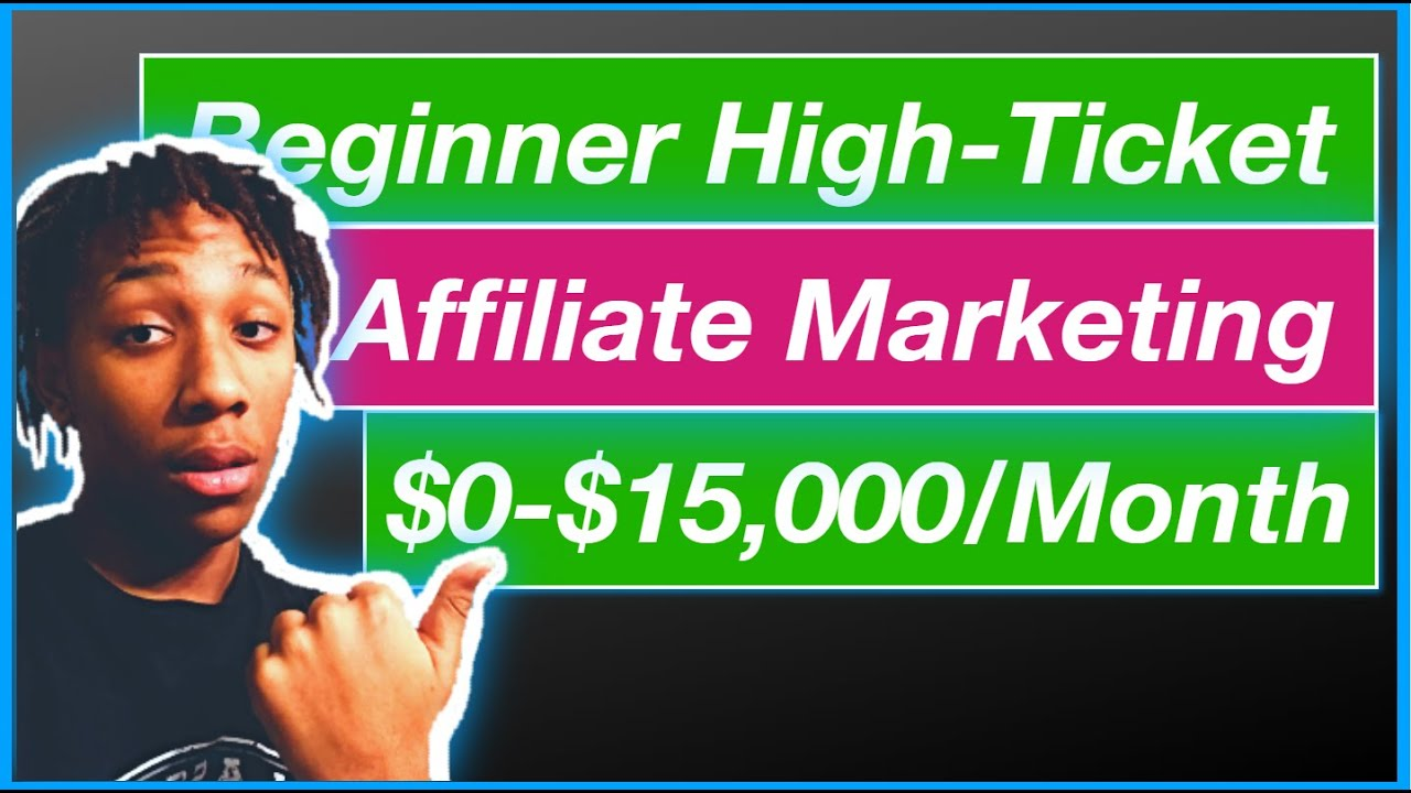 Affiliate Marketing 2021 For Beginners | Zero To $15,000/Month