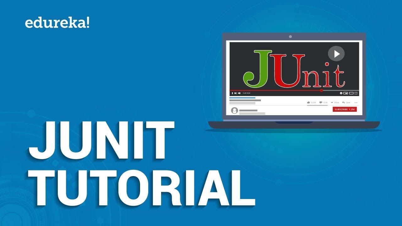 JUnit Tutorial | Java Unit Testing | Software Testing Tutorial | Edureka