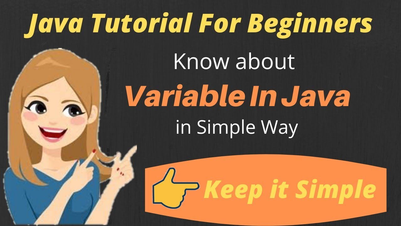 Java Tutorial for Beginners-1|Variable in Java|Java Variable|What is a variable in Java?