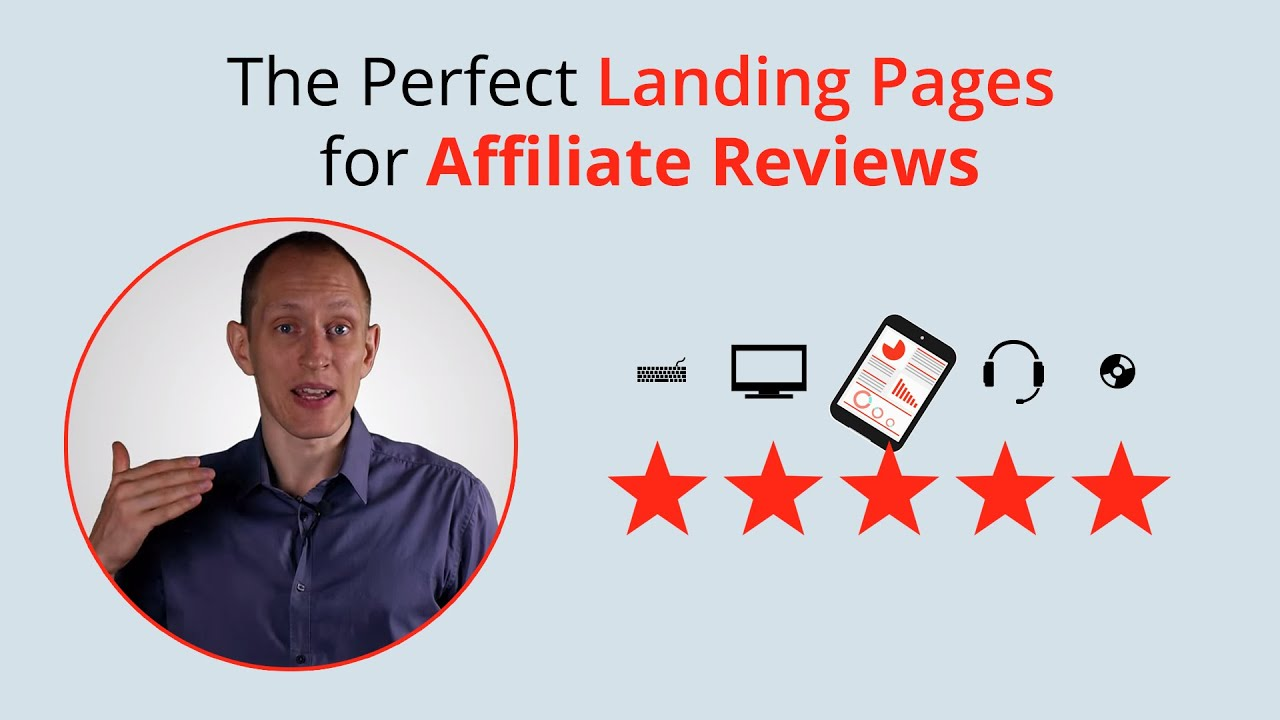 The Perfect Product Review & Promotion Templates for Affiliate Marketing