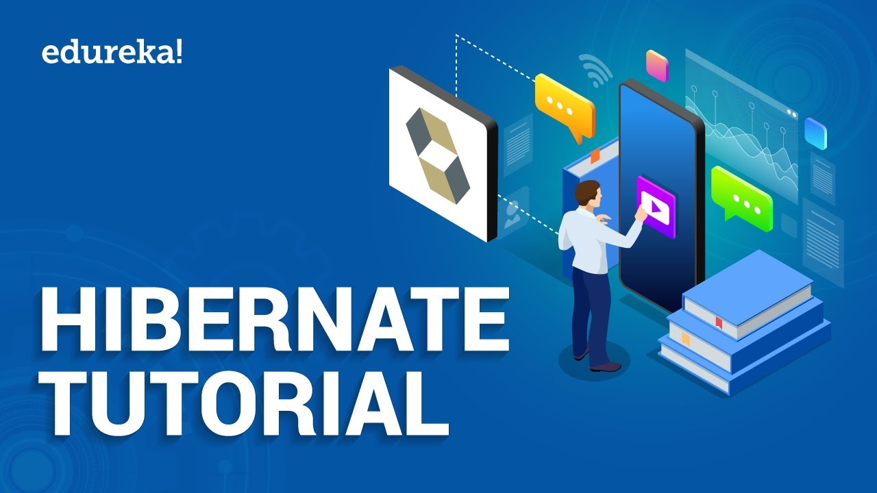 Hibernate Tutorial For Beginners | What Is Hibernate Framework | Java Training | Edureka