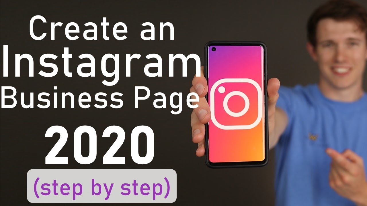 How to Create an Instagram Business 2020 [Step by Step Tutorial] – Make Money on Instagram