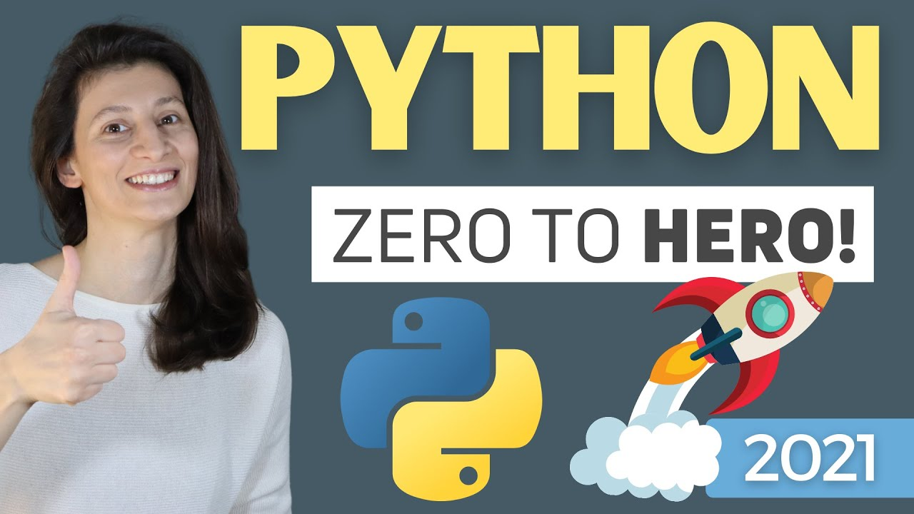 Python Tutorial for Beginners – Learn Python in 5 Hours [FULL COURSE]