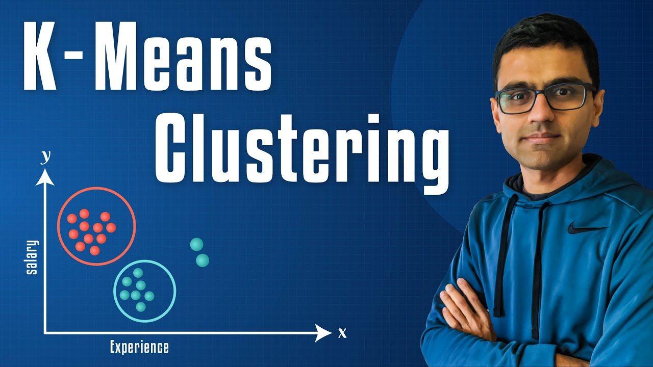 Machine Learning Tutorial Python – 13:  K Means Clustering Algorithm
