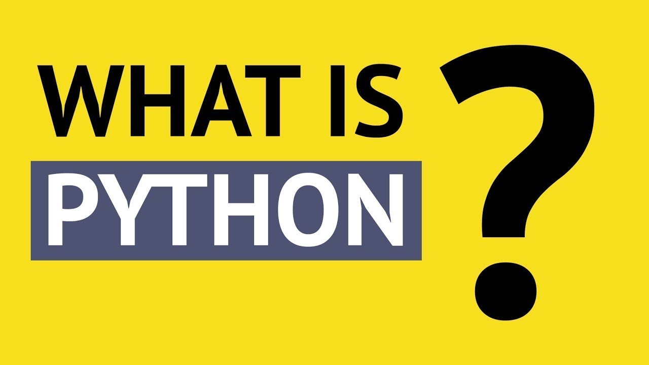 What is Python? Why Python is So Popular?