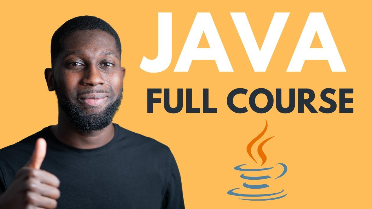 Java Full Course | Java Tutorial for Beginners [2021] [NEW]
