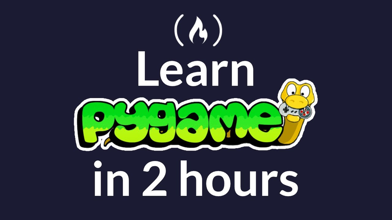 Pygame Tutorial for Beginners – Python Game Development Course