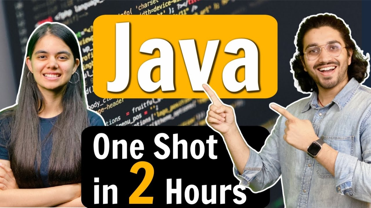Java Tutorial for Beginners | Learn Java in 2 Hours