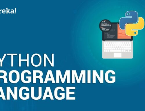 Python Programming Language | Python Tutorial For Beginners | Python Training | Edureka