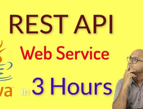 Rest API | Web Service Tutorial