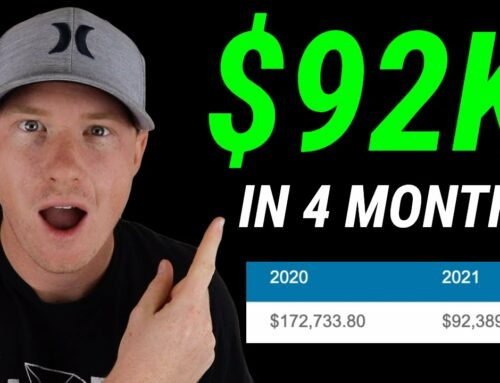 How I Made $92,000 in 4 Months | Affiliate Marketing For Beginners Tutorial