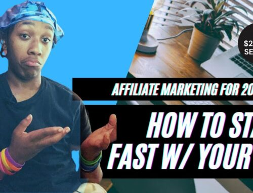 Affiliate Marketing Tutorial 2021 | How To Start Fast And See Success